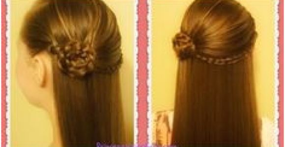 Half Up Hairstyles Youtube 255 Best Hairstyle Videos Images On Pinterest In 2018