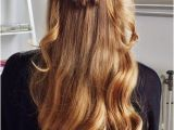 Half Up Half Down Hairstyles Using Extensions We are Just In Awe Of How Zane Jurjane Can Make the Simplest Of