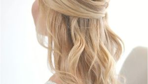Half Up Half Down Wedding Hairstyles for Bridesmaids 20 Awesome Half Up Half Down Wedding Hairstyle Ideas