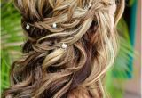 Half Up Half Down Wedding Hairstyles with Braids 35 Wedding Hairstyles Discover Next Year's top Trends for