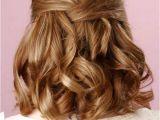 Half Up Medium Curly Hairstyles Image Result for Mother Of the Bride Hairstyles Half Up Medium