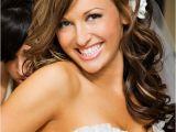 Half Up Straight Hairstyles for Weddings Half Up Half Down Straight Wedding Hairstyles
