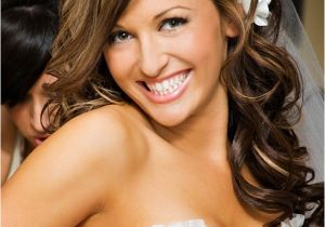 Half Up Straight Hairstyles for Weddings Half Up Half Down Straight Wedding Hairstyles