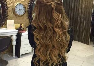 Half Updo Hairstyles for Prom Braided Half Updo Hairstyles