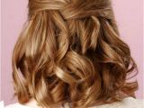Half Updo Hairstyles Medium Length Hair Image Result for Mother Of the Bride Hairstyles Half Up Medium