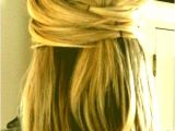 Half Updo Hairstyles with Braids Braid Half Up Half Down Hair Style Pics