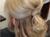 Half Updo Party Hairstyles Image Result for Mother Of the Bride Hairstyles Half Up
