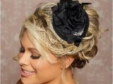 Halloween Wedding Hairstyles Wedding Headpieces Birdcage Veils and Halloween On Pinterest