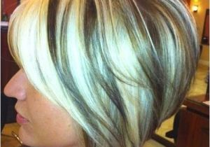 Highlights On Bob Haircut Short Light Brown Hair with Blonde Highlights