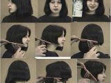 How to Cut A Bob Haircut Step by Step Very Short Haircuts for Thick Wavy Hair