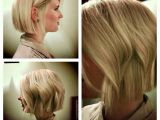 How to Cut A Bob Haircut Yourself Wavy Bob Tutorial On Pinterest
