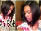 How to Cut A Layered Bob Haircut Yourself My Y New Bob P1 Cut & Layer