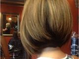 How to Cut Inverted Bob Haircut 15 Back View Inverted Bob