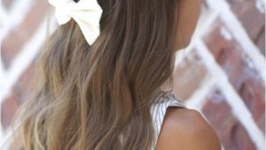 How to Do A Cute Hairstyle for School Infinity Braid Tieback Back to School Hairstyles