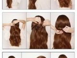 How to Do A Easy Hairstyle Easy Do It Yourself Hairstyles for Long Hair