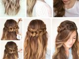 How to Do Braided Crown Hairstyles Simple Braided Hairstyles Best S Cute Easy Hairstyles for School