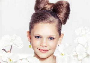 How to Do Cute Little Girl Hairstyles Cute Hair Bow Tutorial for Little Girls