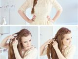 How to Do Easy and Cute Hairstyles 12 Romantic Braided Hairstyles with Useful Tutorials