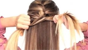 How to Do Easy and Cute Hairstyles Easy Hairstyles to Do Yourself