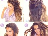 How to Do Easy and Cute Hairstyles Seven Cutest Headband Braids to Try In 2015