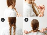 How to Do Easy Braided Hairstyles 20 Cute and Easy Braided Hairstyle Tutorials