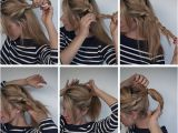 How to Do Easy Braided Hairstyles Easy Braided Ponytail Hairstyle How to Hair Romance