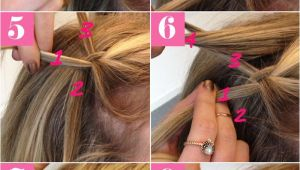 How to Do Easy Braided Hairstyles Easy Step by Step Hairstyles for Medium Hair