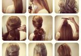 How to Do Easy Hairstyles for School 3 Easy Ways Back to School Hairstyles Vpfashion