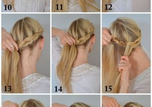 How to Do Easy Hairstyles On Yourself 17 Easy Diy Tutorials for Glamorous and Cute Hairstyle
