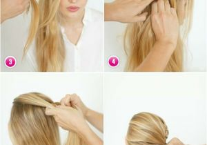 How to Do Easy Hairstyles On Yourself Easy Braids for Long Hair to Do Yourself