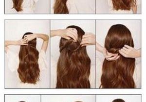 How to Do Easy Hairstyles On Yourself Easy Do It Yourself Hairstyles for Long Hair