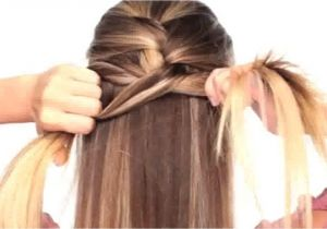 How to Do Easy Hairstyles On Yourself Easy Hairstyles to Do Yourself