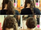 How to Do Easy Updo Hairstyles Yourself 21 Awesome Creative Diy Hairstyles Illustrated In