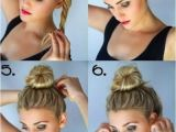 How to Do Hairstyles for Medium Hair Step by Step 22 Easy Hairstyles for that Awkward In Between Hair Length