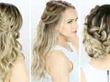 How to Do Hairstyles for Weddings 3 Prom or Wedding Hairstyles You Can Do Yourself