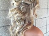 How to Do Half Up Half Down Hairstyles for Prom 31 Half Up Half Down Prom Hairstyles