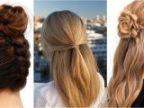 How to Do Quick and Easy Hairstyles 41 Diy Cool Easy Hairstyles that Real People Can Actually