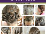 How to Do Quick and Easy Hairstyles for School 10 Easy Back to School Hairstyles Hair Backtoschool