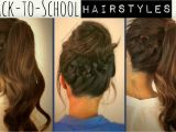 How to Do Quick and Easy Hairstyles for School Learn 3 Cute Everyday Casual Hairstyles Updos
