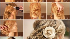 How to Do Wedding Hairstyles Updos How to Make Red Carpet Looking Updo Wedding Hairstyle