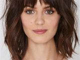 How to Hairstyles for Curly Hair with Bangs 43 Superb Medium Length Hairstyles for An Amazing Look