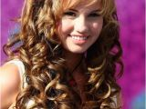 How to Hairstyles for Curly Hair with Bangs Hairstyle for Girls with Curly Hair Luxury Excellent Charming Curly