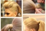 How to Make Cute and Easy Hairstyles 10 Cute Ponytail Ideas Summer and Fall Hairstyles for