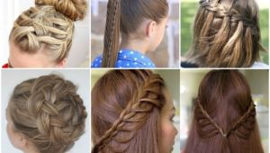 How to Make Easy and Beautiful Hairstyles 20 Beautiful Braid Hairstyle Diy Tutorials You Can Make