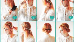 How to Make Easy Beautiful Hairstyles 16 Super Easy Hairstyles to Make Your Own