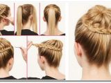 How to Make Easy Hairstyles at Home How to Make A New Hairstyle at Home Hairstyles by Unixcode