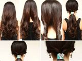 How to Make Easy Hairstyles at Home Latest Hairstyles for Stylish Girls 2015 16