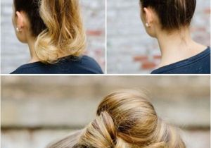 How to Make Easy Hairstyles for Medium Hair 101 Easy Diy Hairstyles for Medium and Long Hair to Snatch