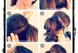 How to Make Easy Hairstyles for School Beautiful Simple Hairstyles for School Look Cute In