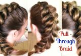 How to Make Easy Hairstyles for School Cute and Easy Ponytail Hairstyle for School